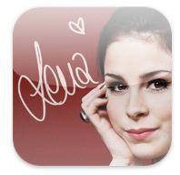 Und jetzt noch die App zu Lena…