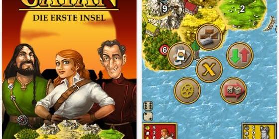 Der Brettspiel-Strategie-Klassiker Catan auch für das iPhone und iPod Touch erhältlich
