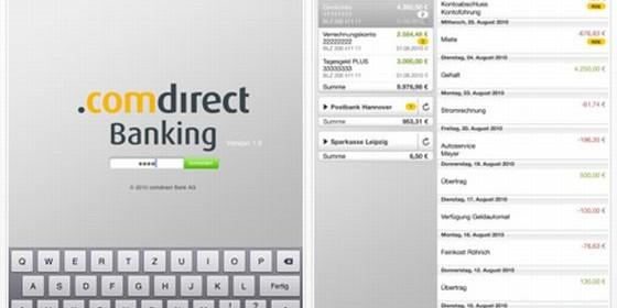 Banking-App comdirect für Dein iPhone, iPod Touch und iPad nur noch bis zum 27. September kostenlos