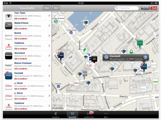 Screenshot_kaufDA_iPad