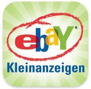 Schnell und kostenlos Kleinanzeigen mit eBay Kleinanzeigen für Dein iPhone und iPod Touch suchen oder erstellen