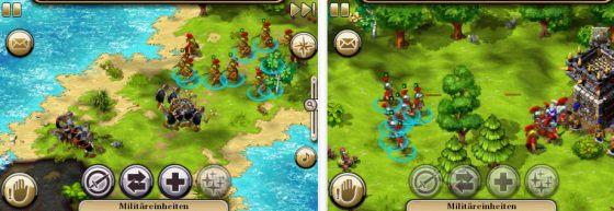 Die Siedler Screenshot deutsche app
