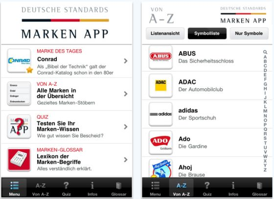 Screen_Marken-App