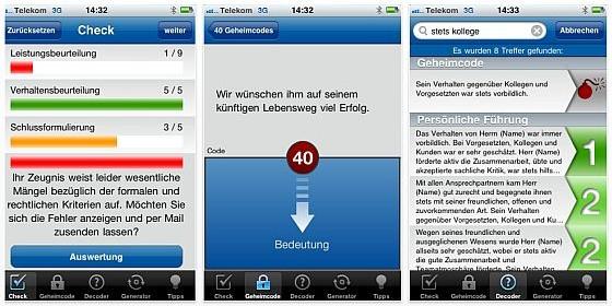 Zum Einführungspreis: Arbeitszeugnisse direkt im iPhone entschlüsseln oder neu anlegen