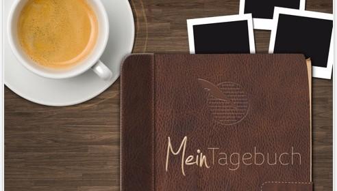 Jeden Tag in Erinnerung behalten mit Mein Tagebuch HD für das iPad