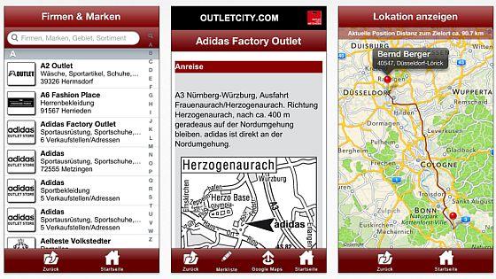 Schnäppchenführer Screenshots