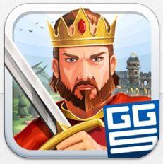 Werde Burgherr im kostenlosen Mittelalter-Strategiespiel Empire: Four Kingdoms für iPhone und iPad