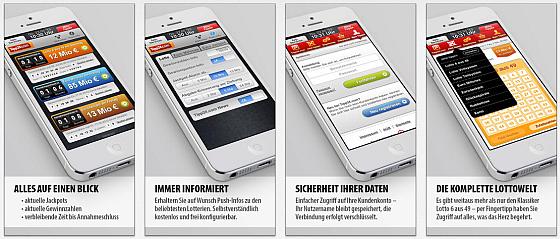 Tipp24.com Screenshots