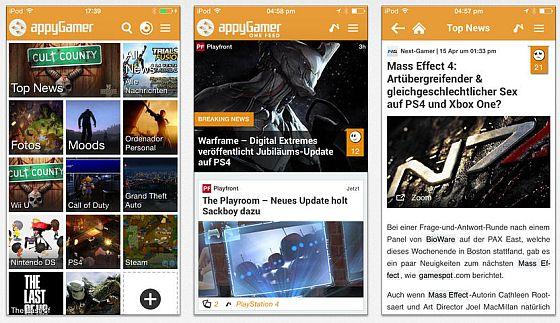 Appy Gamer Screenshots