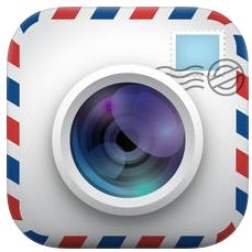 Postkarte App-Icon